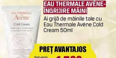Eau Thermale Avene - ingrijire maini Cold Cream