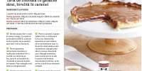 Tarta de ciocolata cu gnache sarat, invelita in caramel
