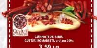 Carnati de Sibiu Gusturi Romanesti