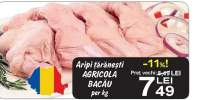 Aripi taranesti Agricola Bacau
