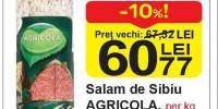 Salam de Sibiu Agricola