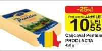 Cascaval Penteleu Prodlacta