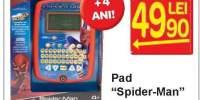 "Pad ""Spider-Man"""