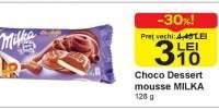 Choco Dessert mousse Milka