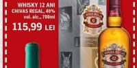 Whisky 12 ani Chivas Regal