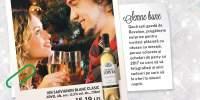 Vin Sauvignon Black Clasic Jidvei alb, sec
