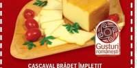 Cascaval Bradet impletit Gusturi Romanesti