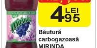 Bautura carbogazoasa Mirinda