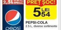 Pepsi - Cola 2.5 L