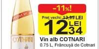 Vin alb Cotnari