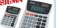 Sigma, set 2 calculatoare