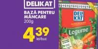 Baza pentru mancare Delikat