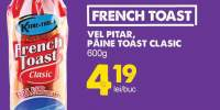 French Toast Vel Pitar
