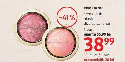 Blush Creme Puff Max Factor