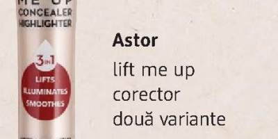 Corector Lift me Up Astor