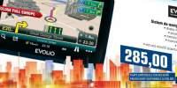 Mini sistem de navigatie Evolio 4.3''