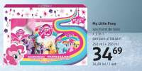 Cadou fetite My Little Pony spumant de baie + 2 in 1 sampon si balsam