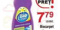 Detergent pentru covoare Biocarpet