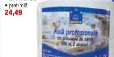 Prosop profesional HORECA Select 2 straturi, 200m