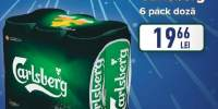 6 pack Carlsberg