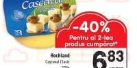 Cascaval clasic Hochland