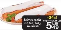 Ecler cu vanilie