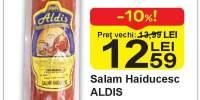 Salam haiducesc Aldis