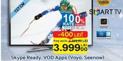 Led TV Smart 50F5700