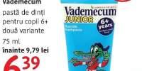 Pasta de dinti Vademecum