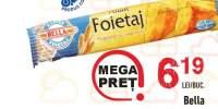 Aluat foietaj Bella