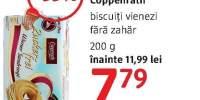 Biscuiti vienezi fara zahar Coppenrath