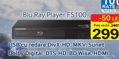 Blu Ray Player F5100