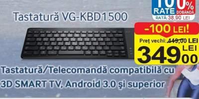 Tastatura VG - KBD 1500