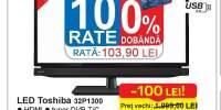 Led Toshiba 32P1300