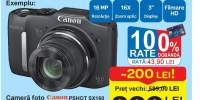 Aparat foto Canon PSHOT SX160