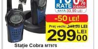 Statie Cobra MT975