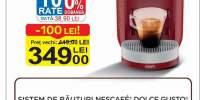 Sistem de bauturi Nescafe Dolce Gusto Mini Me KP 1205