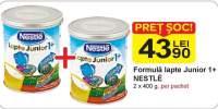 Formula lapte Junior 1+ Nestle