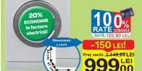 Masina de spalat Arctic AFD6000A ++