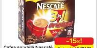 Cafea solubila Nescafe 3 in 1 Nestle