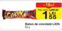 Baton de ciocolata Lion