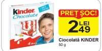 Ciocolata Kinder