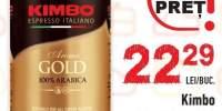 Cafea Gold Kimbo