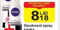 Deodorant spray Nivea