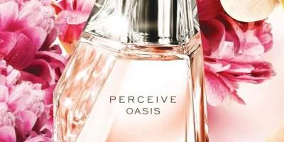 Apa de parfum Perceive Oasis