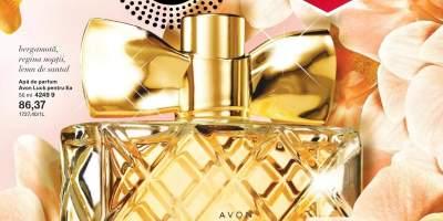 Apa de parfum Avon Luck pentru dama