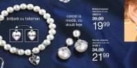 Set bijuterii cercei si bratara Jannie/ Joanna