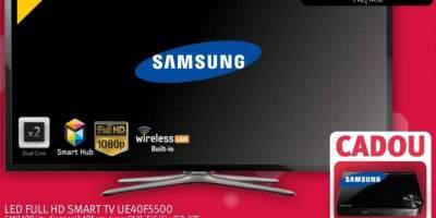 Led Full HD Smart TV UE40F5500