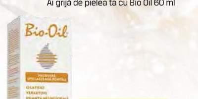Bio-oil ingrijire si corp