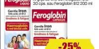 Vitabiotics - carenta fier